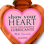 Show Your Heart Milk Chocolate
