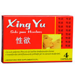 Vigorizante Natural Xing Yu