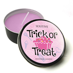 Massage Candle Sweet Trick or Treat