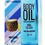 Body Oil Piña Colada